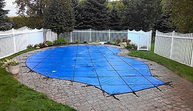 Pool Safety Covers Liner Guys